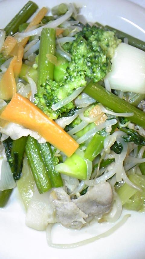 大好き・・・野菜