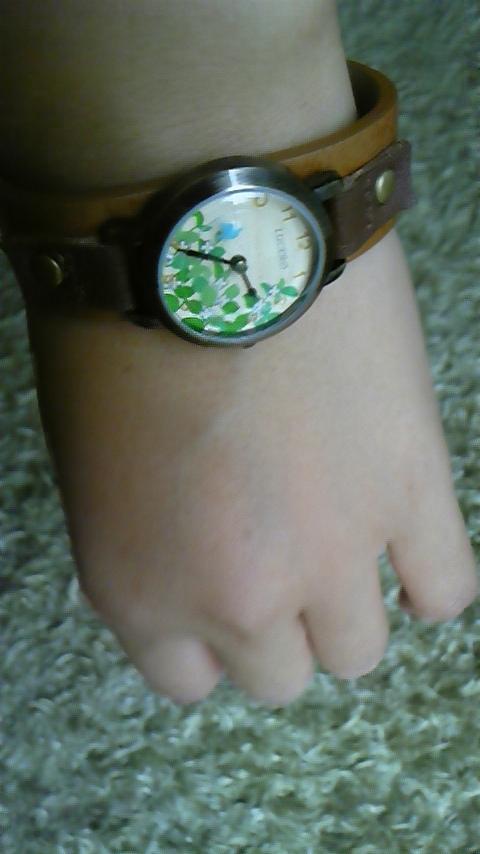 時計と仕事
