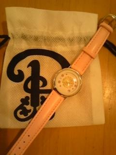 〜ピンクの時計〜