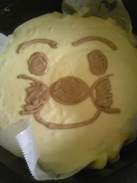 あんぱんまんのケーキ工場?